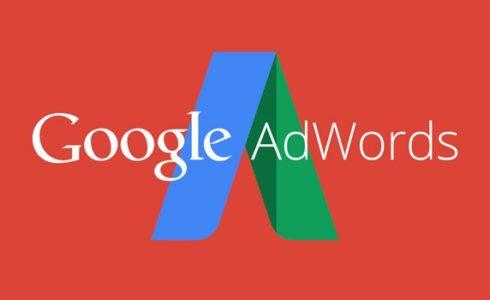 Google AdWords - 2000 руб.